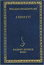 "Lucia ha dato virtù ad ""I sonetti"" di William Shakespeare"